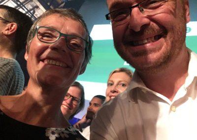 Avec Hélène Ryckmans